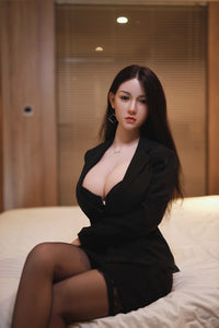 158cm Sex Doll for Adult Men Realistic Japanese Anime Silicone Oral Love Doll Small Breast Anal  Vagina Pussy  Sexy Doll