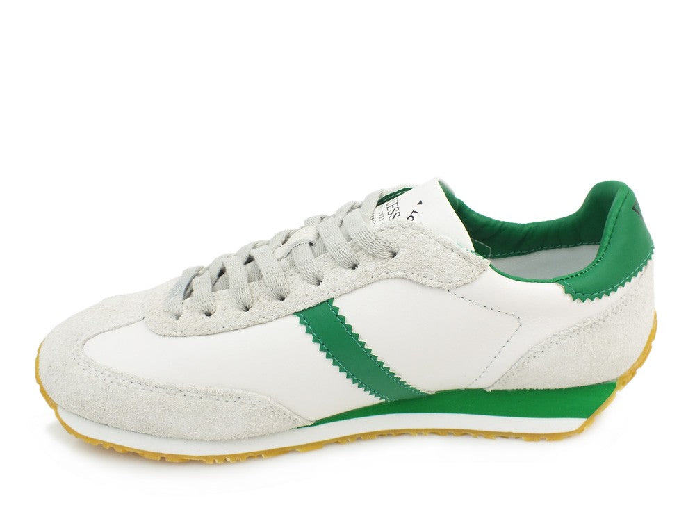 GUESS Sneaker White Green FM6GLRLEA12