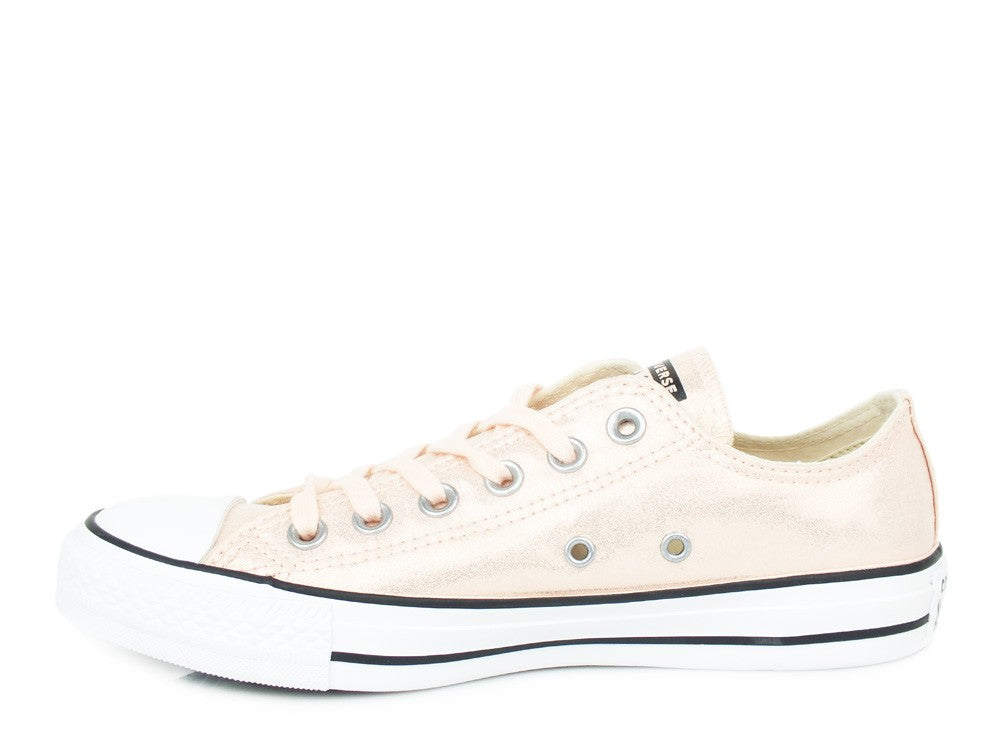 CONVERSE C.T. All Star OX Coral White 563412C