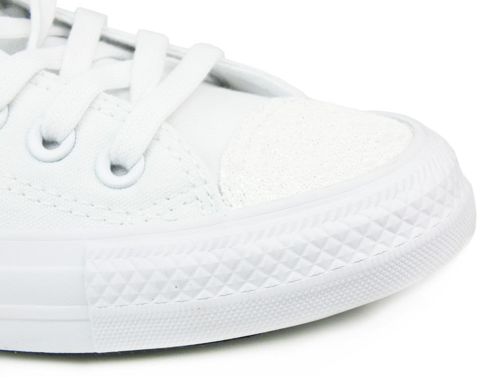 CONVERSE C.T. All Star OX White Silver 563464C