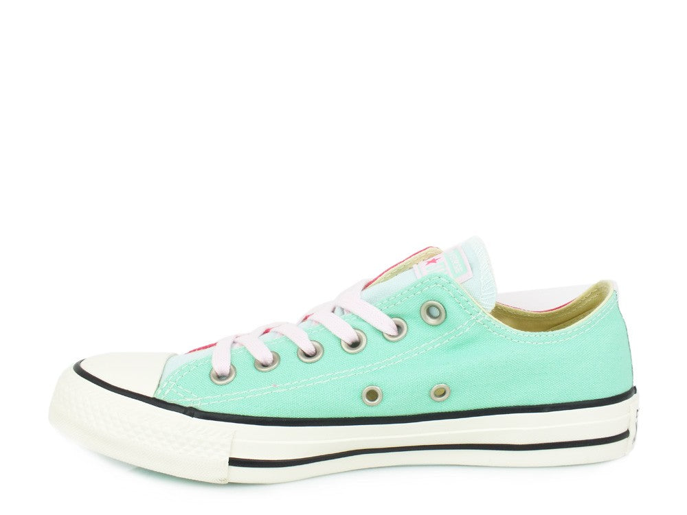 CONVERSE C.T. All Star OX Green Teal 163978C