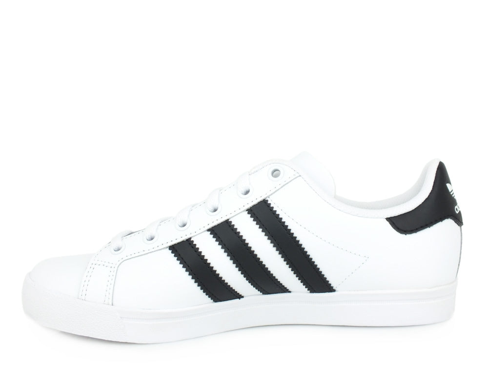 ADIDAS Coast Star White Black EE7504