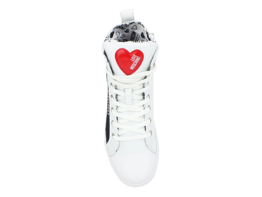 MOSCHINO Sneakers Bianco JA15083G18IE01000