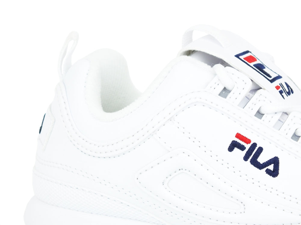 FILA Disruptor Kids White 1010567.1FG