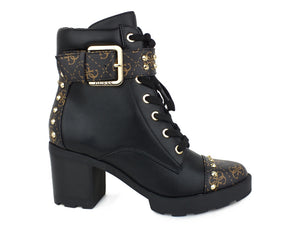 GUESS Stivaletto Black Brown FL8ME2FAL10