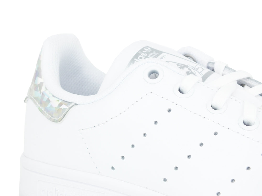 ADIDAS Stan Smith White Silver Metal EE8483