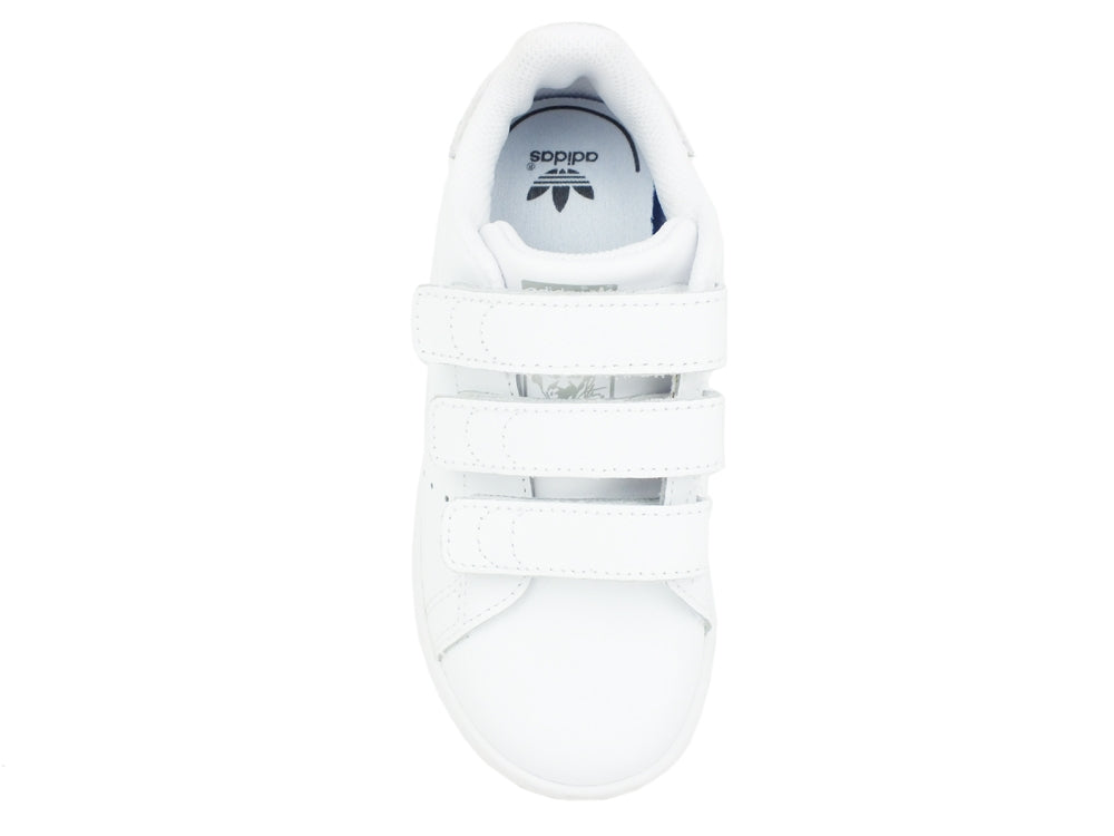 ADIDAS Stan Smith White Silver Metal EE8485