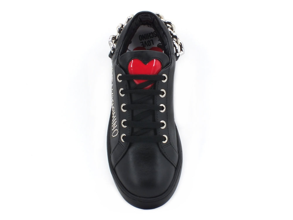LOVE MOSCHINO Sneaker Nero JA15523H08JD0000