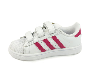 ADIDAS Superstar Cf I sneakers White Pink BZ0420