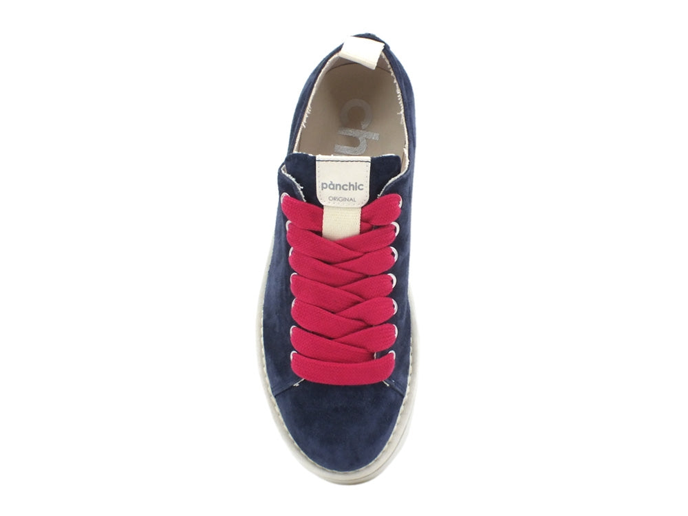 PAN CHIC Sneaker Aster L.Fuxia P01W14001S4