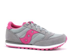 SAUCONY Jazz Original Kids Grey Pink SK161588