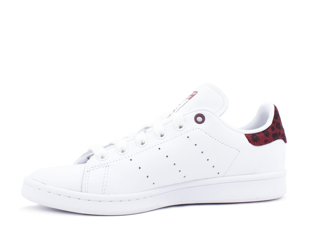 ADIDAS Stan Smith White Bordeaux EE4896