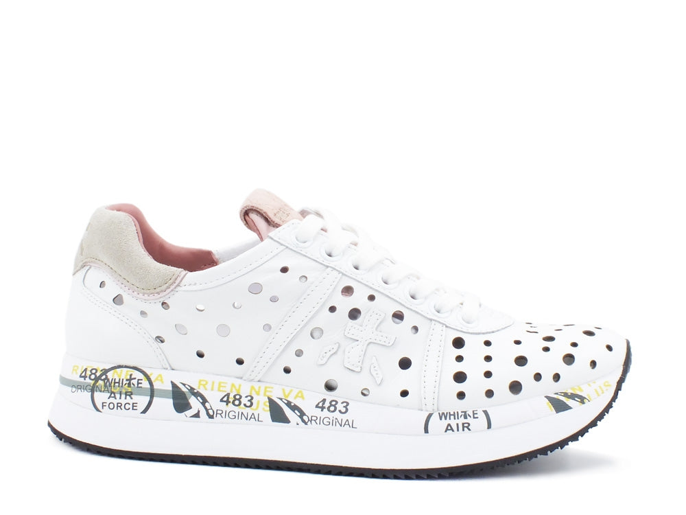 PREMIATA Conny White CONNY4728