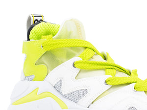 COLORS OF CALIFORNIA Sneaker Lime HC.GROOVE02