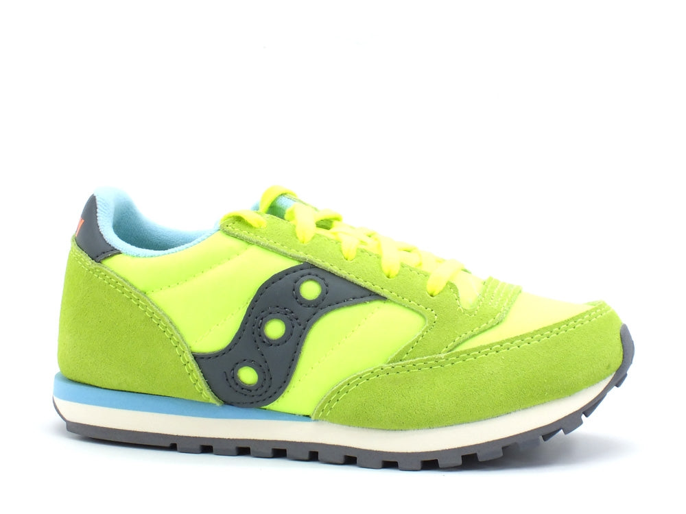 SAUCONY Jazz Original Kids Citron SK262478