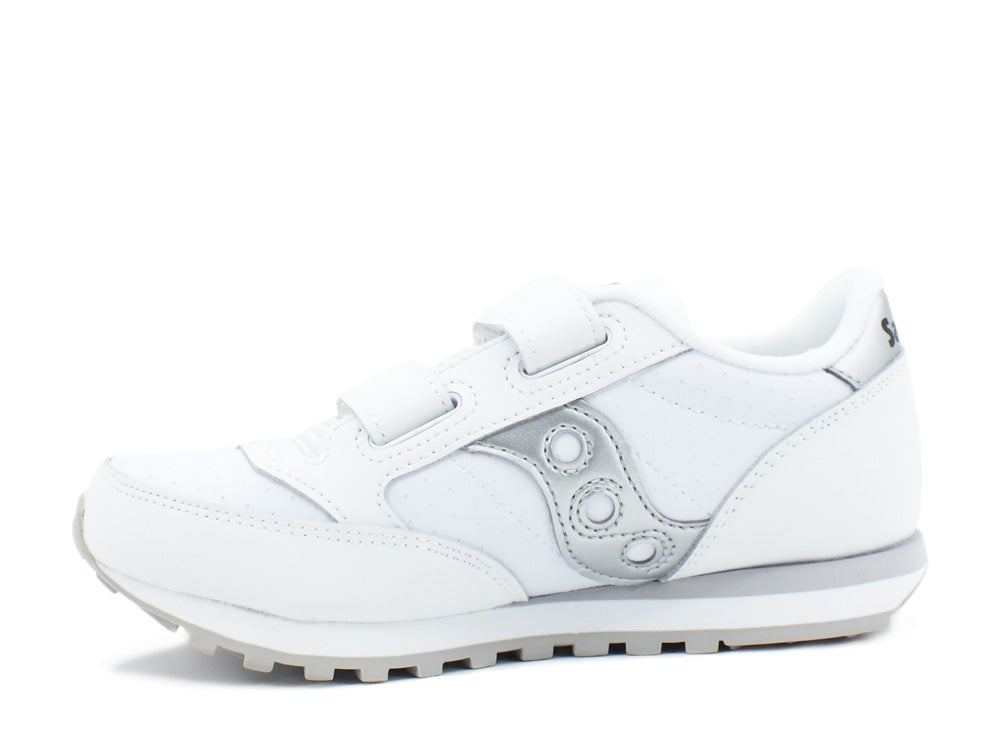 SAUCONY Jazz Double HL Kids White Perf SK163039