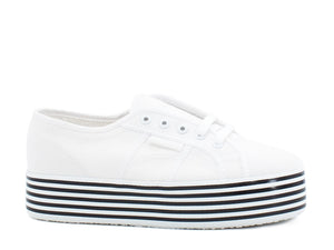 SUPERGA 2790 Multicolor White Black S00FCR0