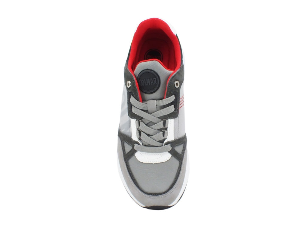 COLMAR Supreme X- 1 Lt Gray Navy Red SUPREMEX-1KICK045
