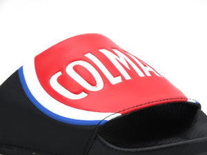 COLMAR Slipper Mono Black SLIPPERMONO605