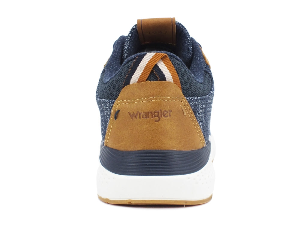 WRANGLER Sequoia Navy WM01072A