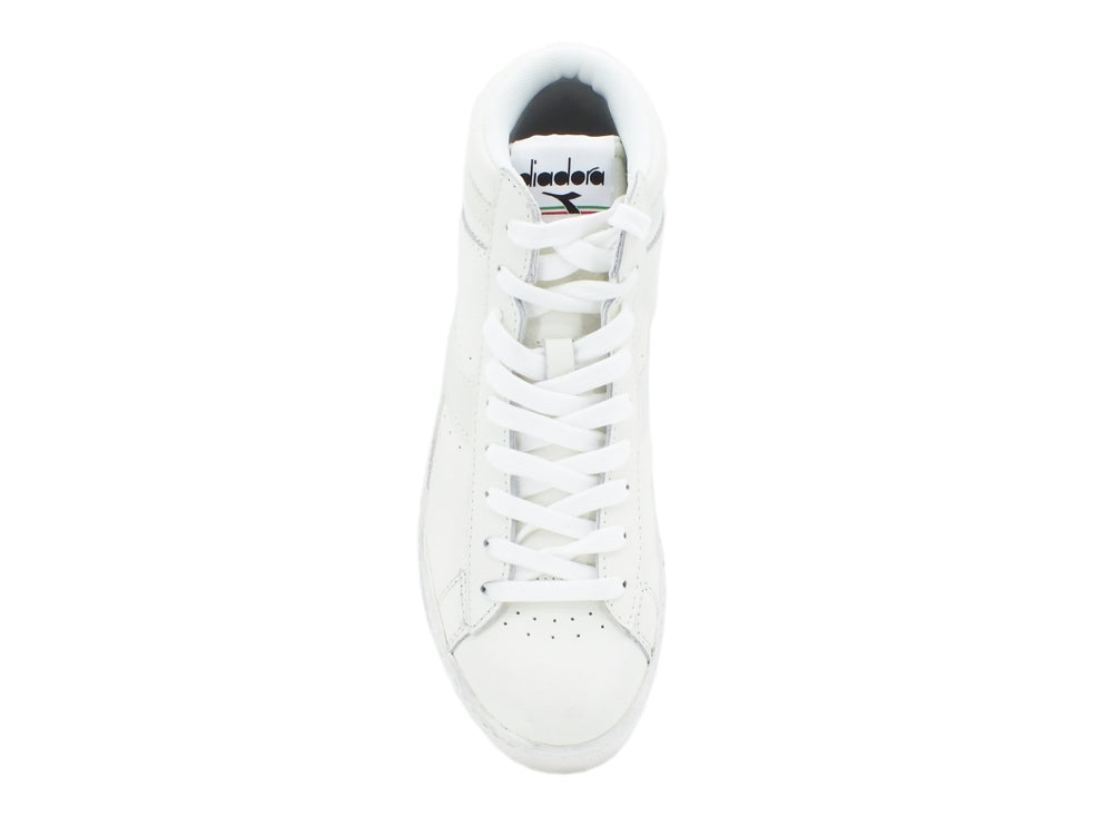 DIADORA Game Low High Waxed White White 501.159657C6180