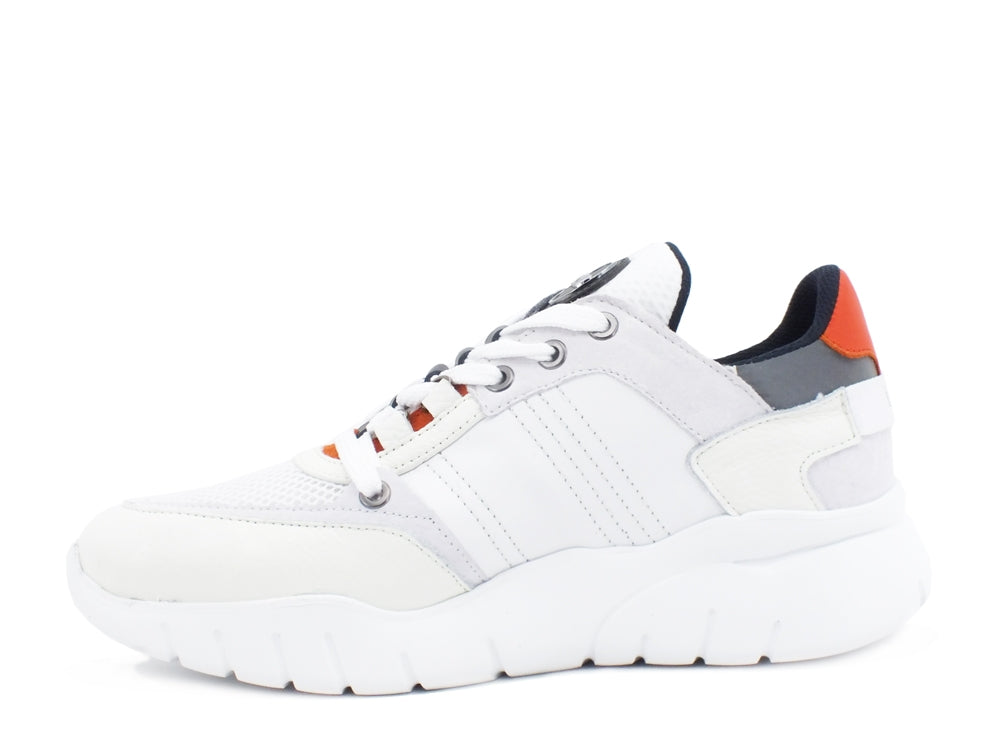 COLMAR Supreme RSC Sneakers White Orange Navy SUPREMERSCJOCKER-306