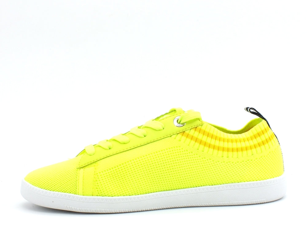 VESPA Pop Sneakers Yellow Fluo V00011-500-32