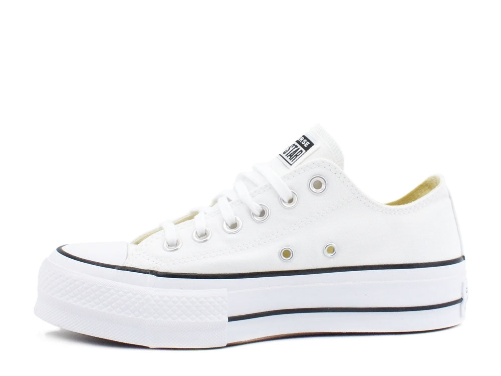 CONVERSE CT All Star Lift Ox Sneakers White Black 560251C