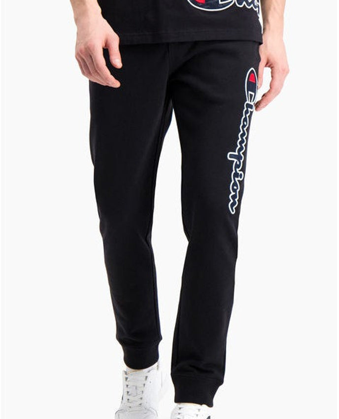CHAMPION Joggers Logo Black 214190
