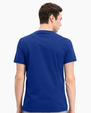 CHAMPION T-Shirt Logo Navy 214195