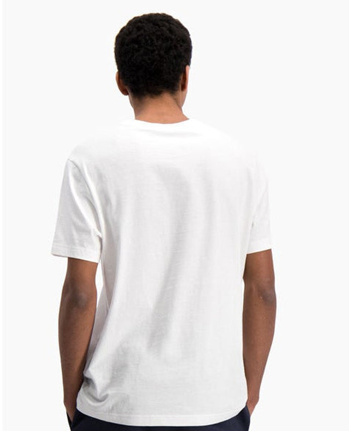 CHAMPION T-Shirt Logo White 214194