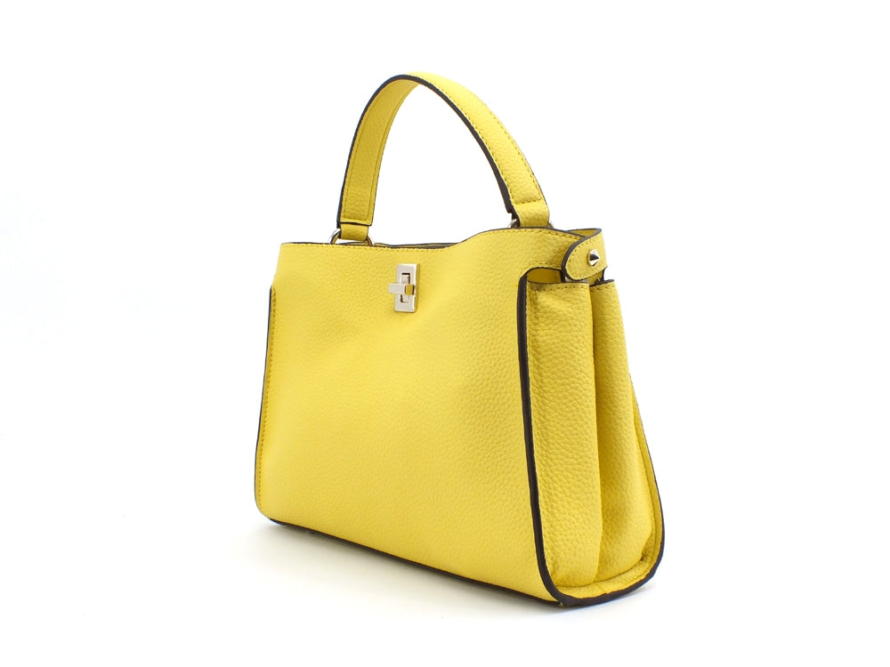 GUESS Uptown Chic Borsa Yellow VG730105