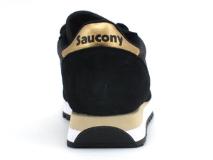 SAUCONY Jazz Original Sneakers Black Gold S1044-521