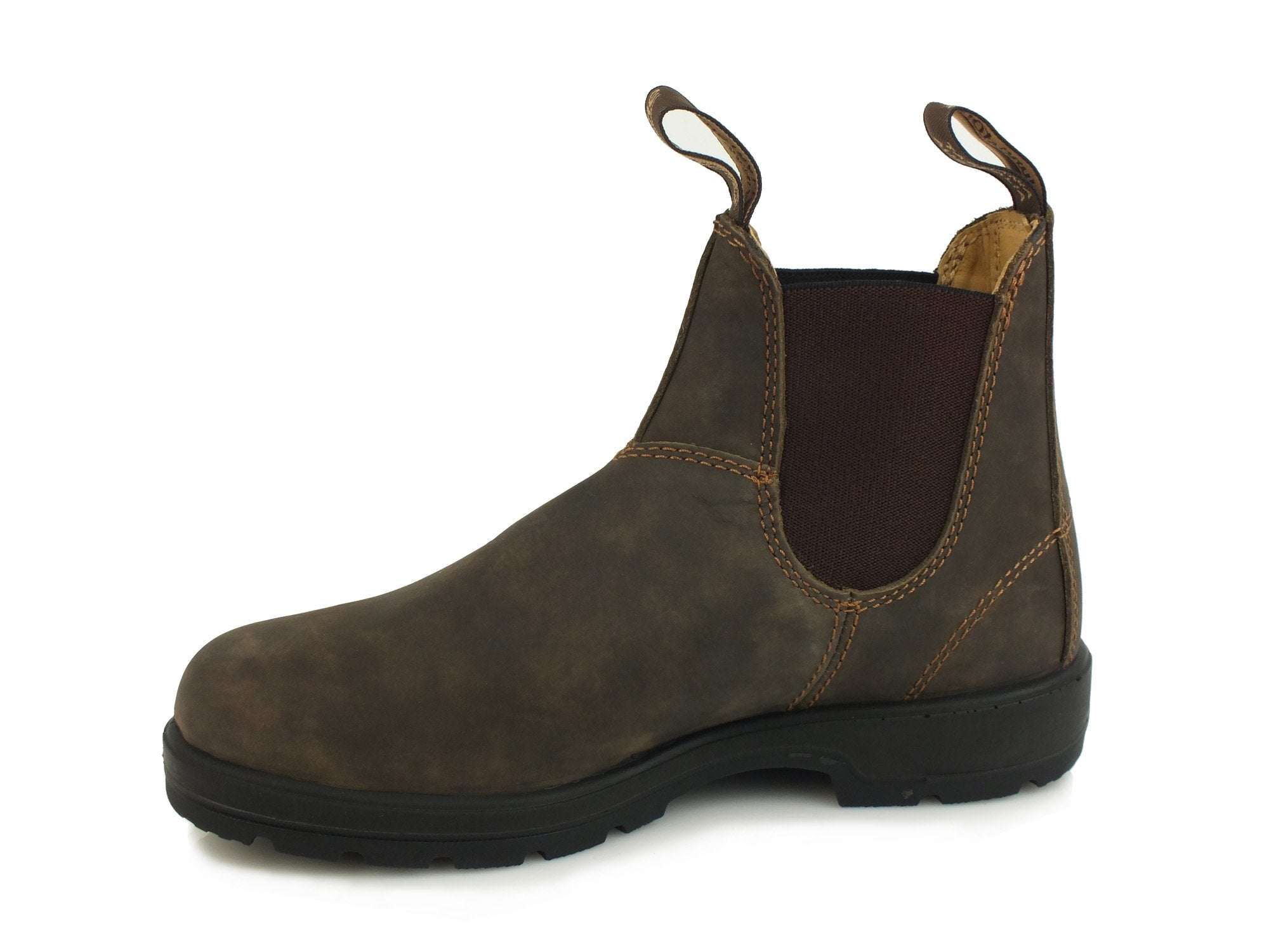BLUNDSTONE 585 Stivaletto Rustic Brown