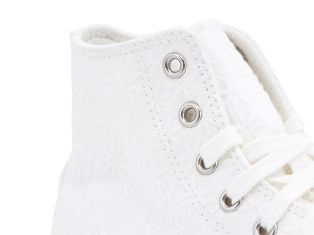 CONVERSE CT All Star Hi Sneakers Bambina White 668030C
