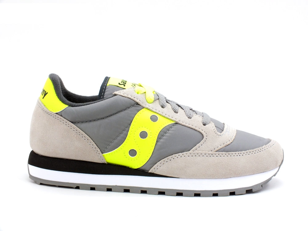 SAUCONY Jazz Sneakers Uomo Grey Citron S2044-577