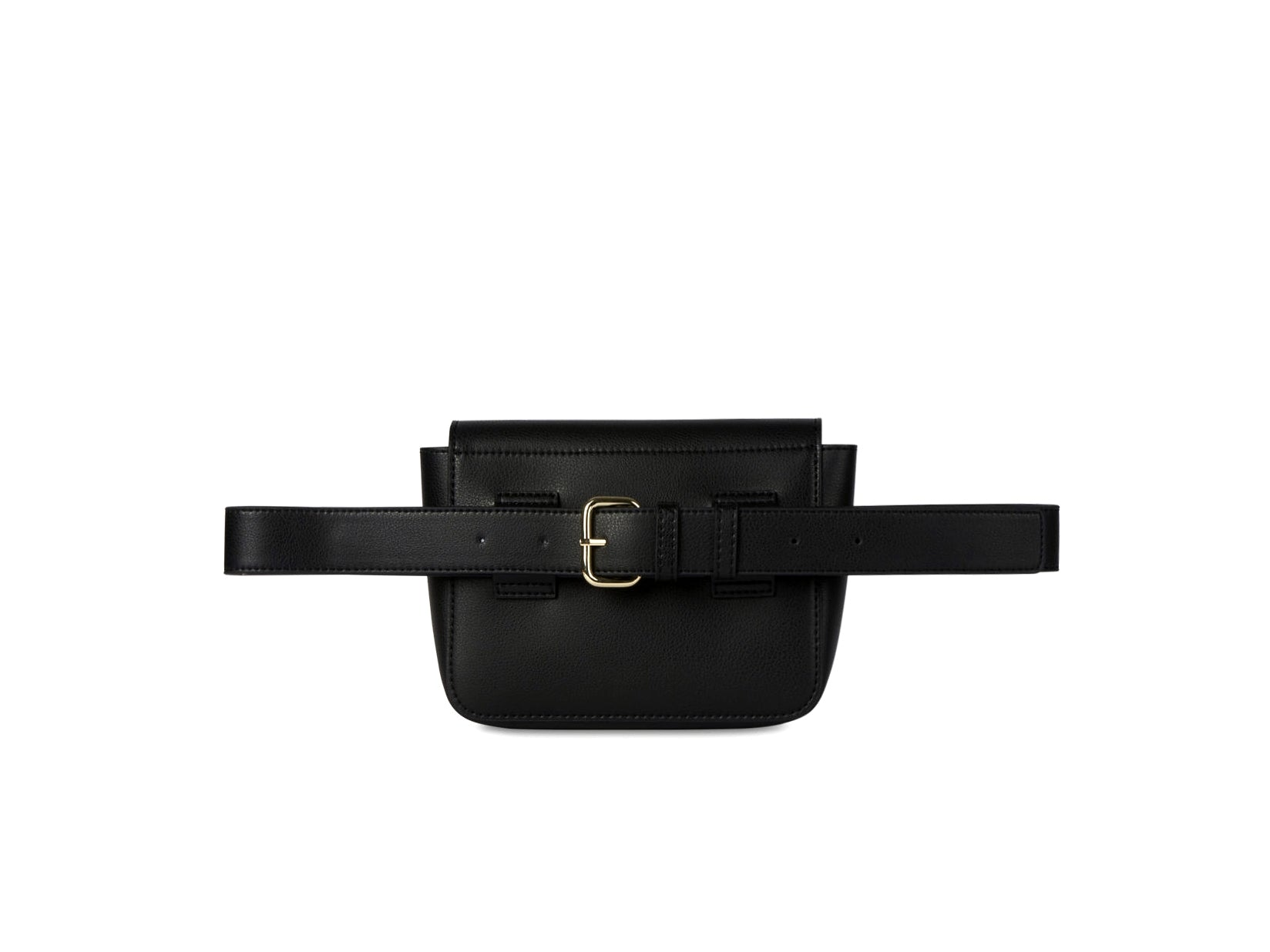 TRUSSARDI Dafne Belt Bag Borsa Donna Black 75B00866