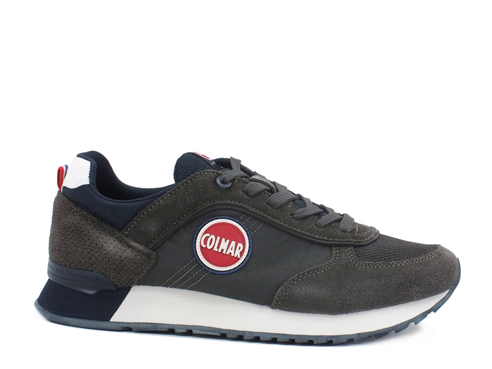 COLMAR Sneakers Uomo Dark Grey Navy TRAVIS COLORS 004