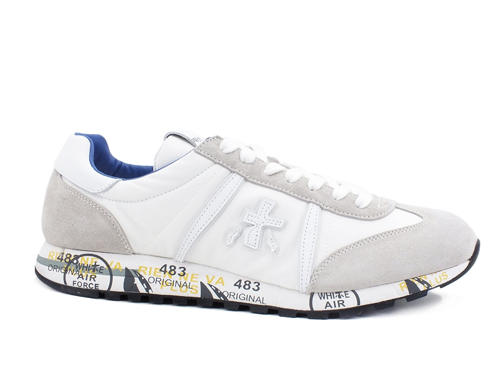 LUCY Sneakers Uomo White LUCY-206E