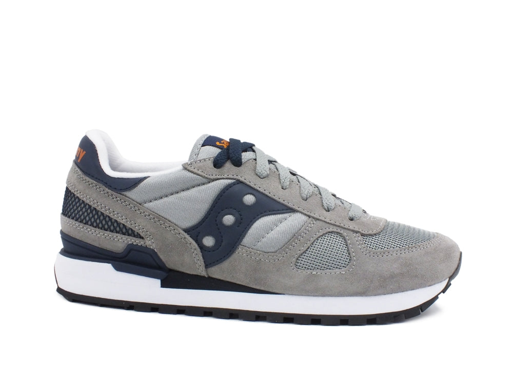SAUCONY Shadow Sneaker Gray Navy S2108-563