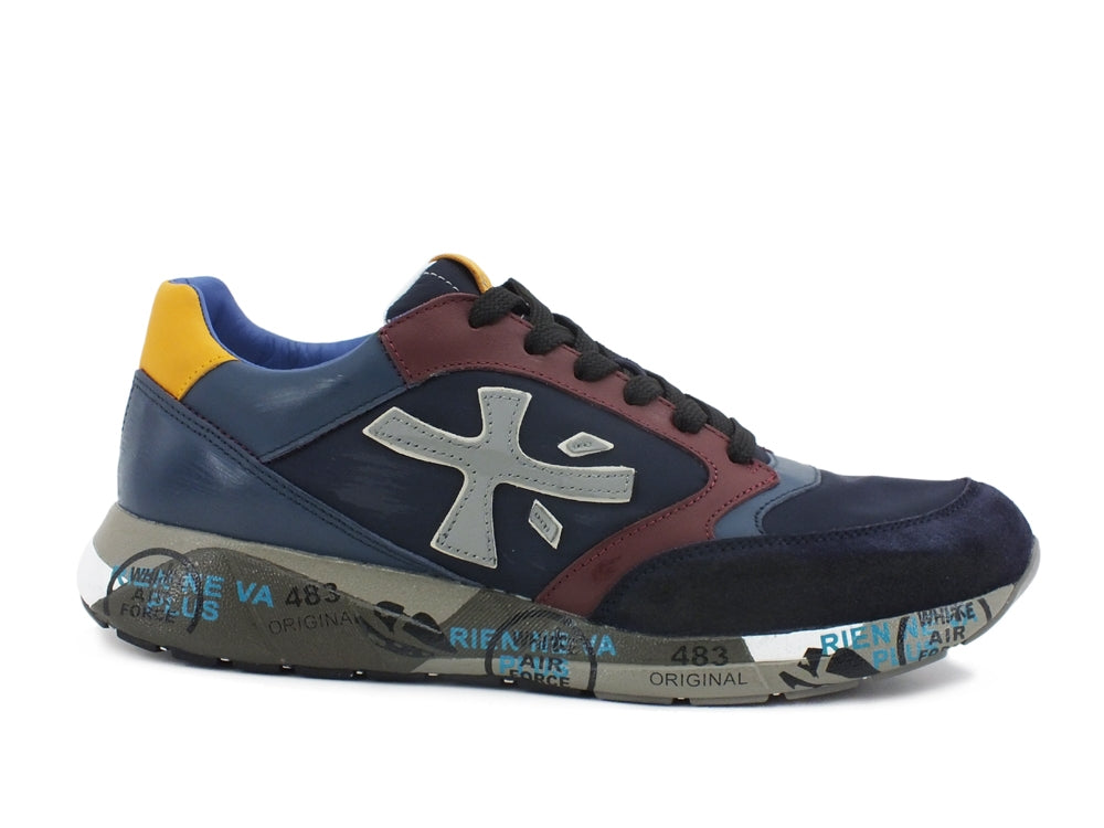 Baskets PREMIATA Zac Multi Blue ZACZAC-3545