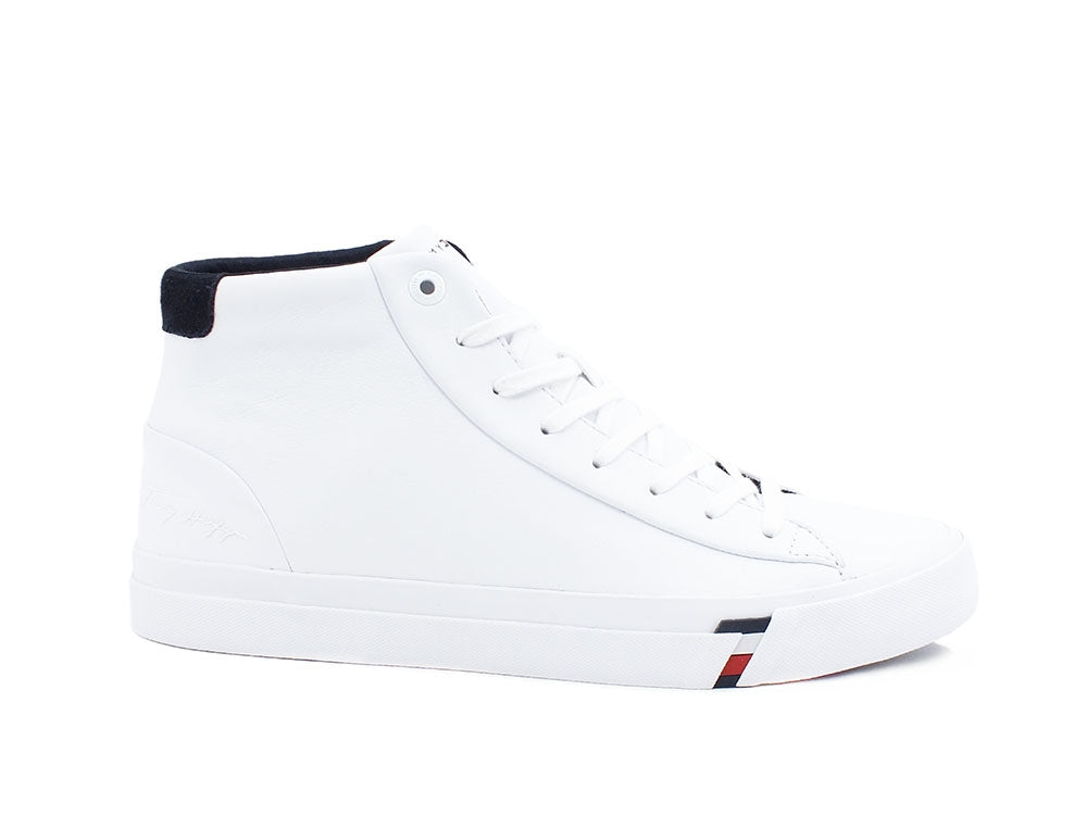 TOMMY HILFIGER Corporate Sneaker White FM0FM02984