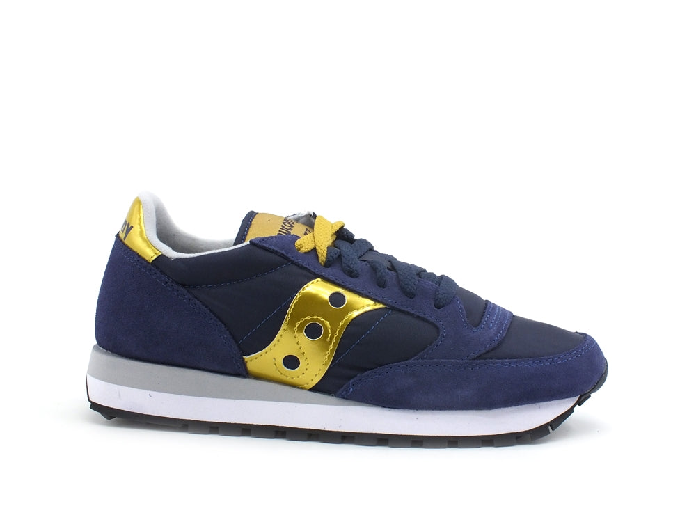 SAUCONY Jazz Original Sneaker Blue Gold S1044-462