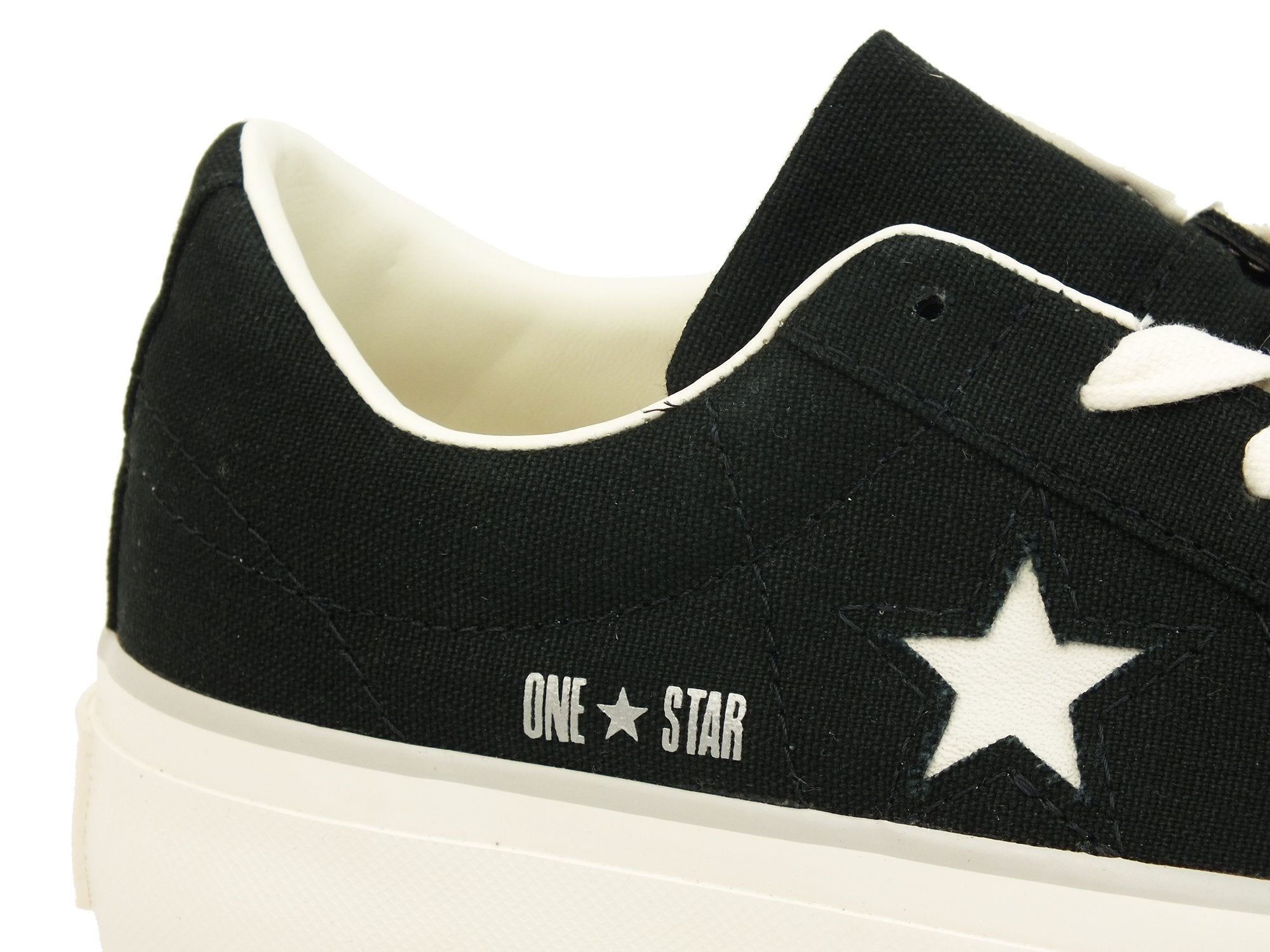 CONVERSE One Star Platform Ox Black White 560996C