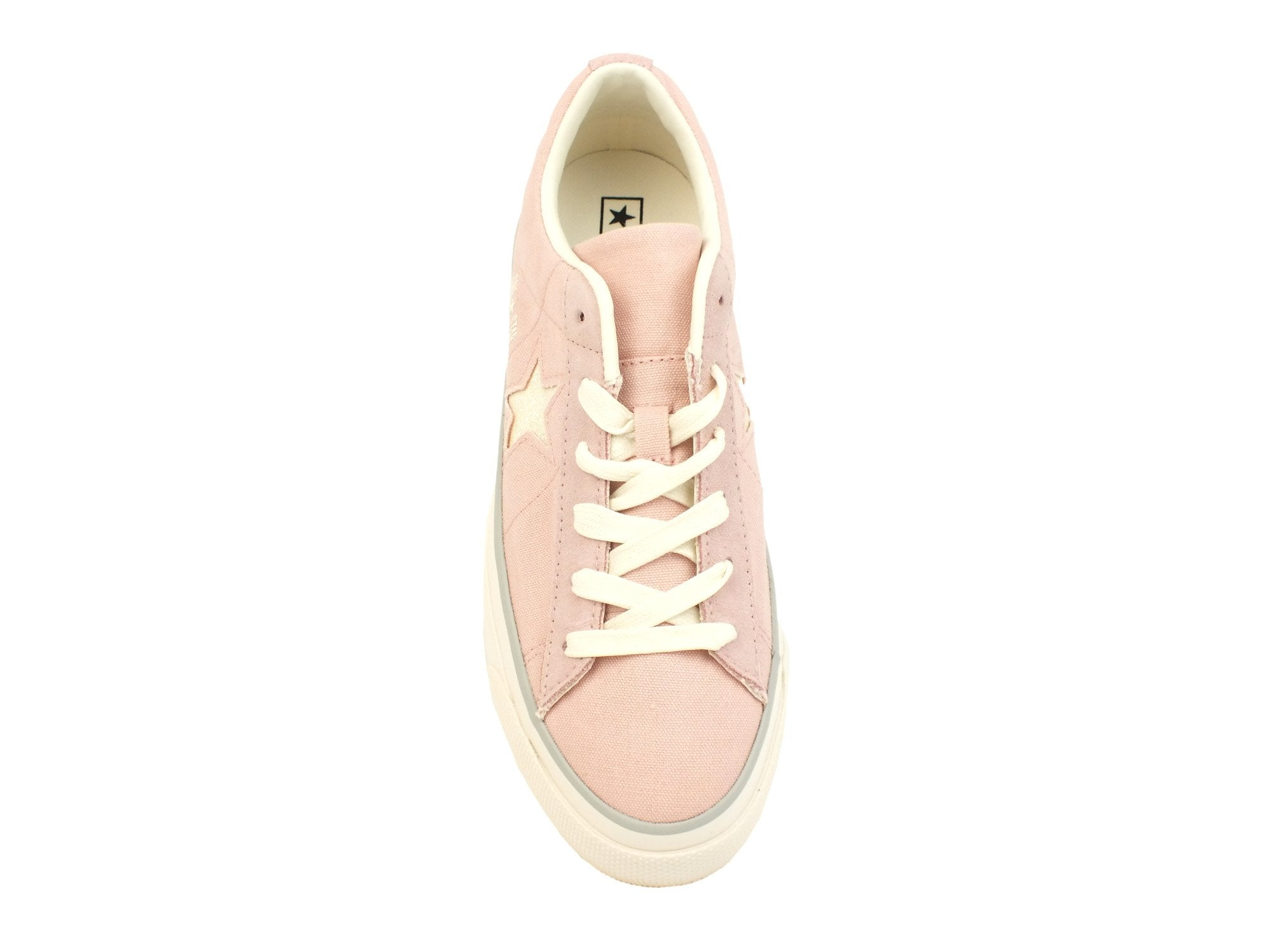 CONVERSE One Star Platform OX PINK WHITE