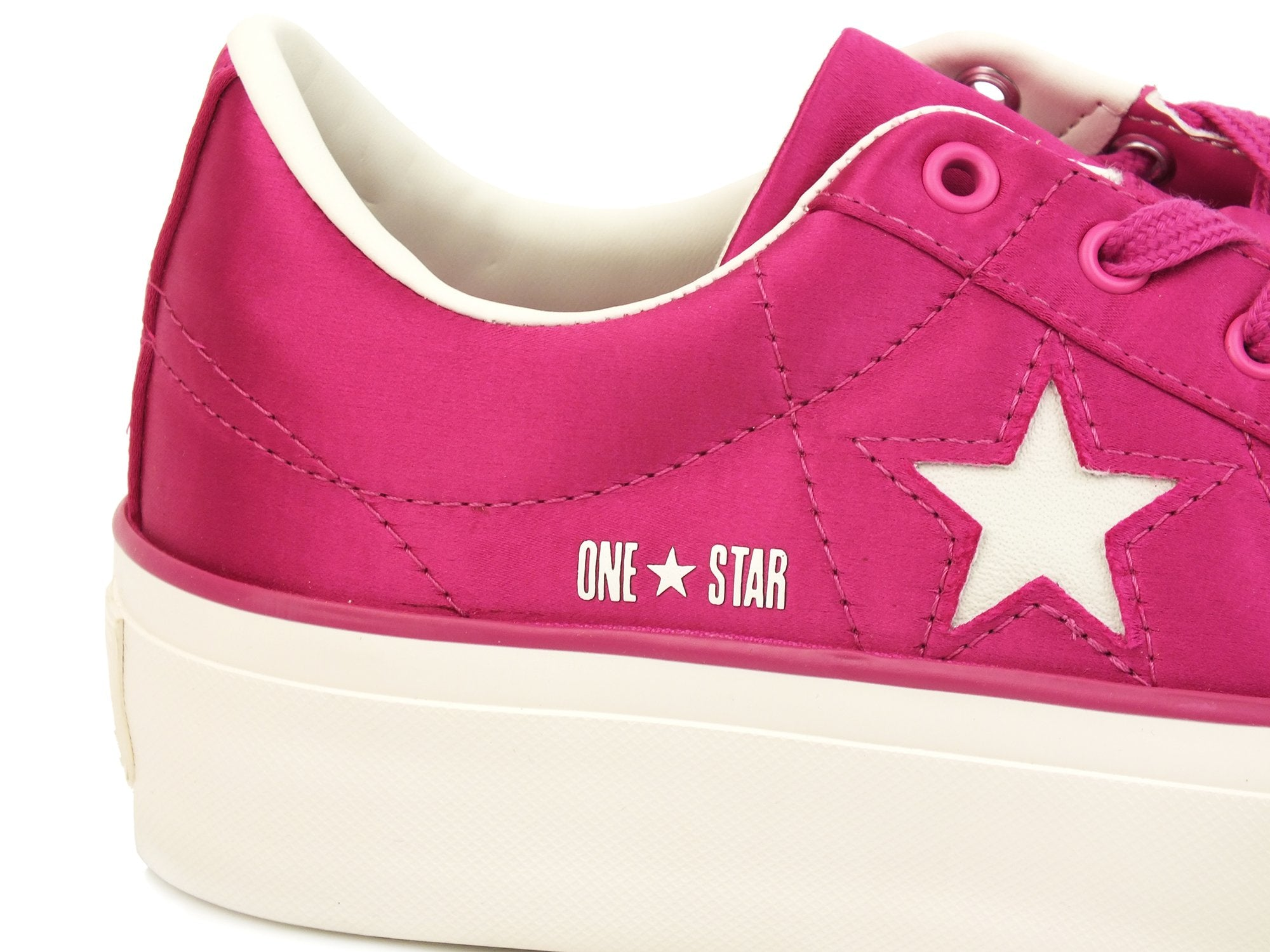 CONVERSE One Star Platform Ox Very Berry