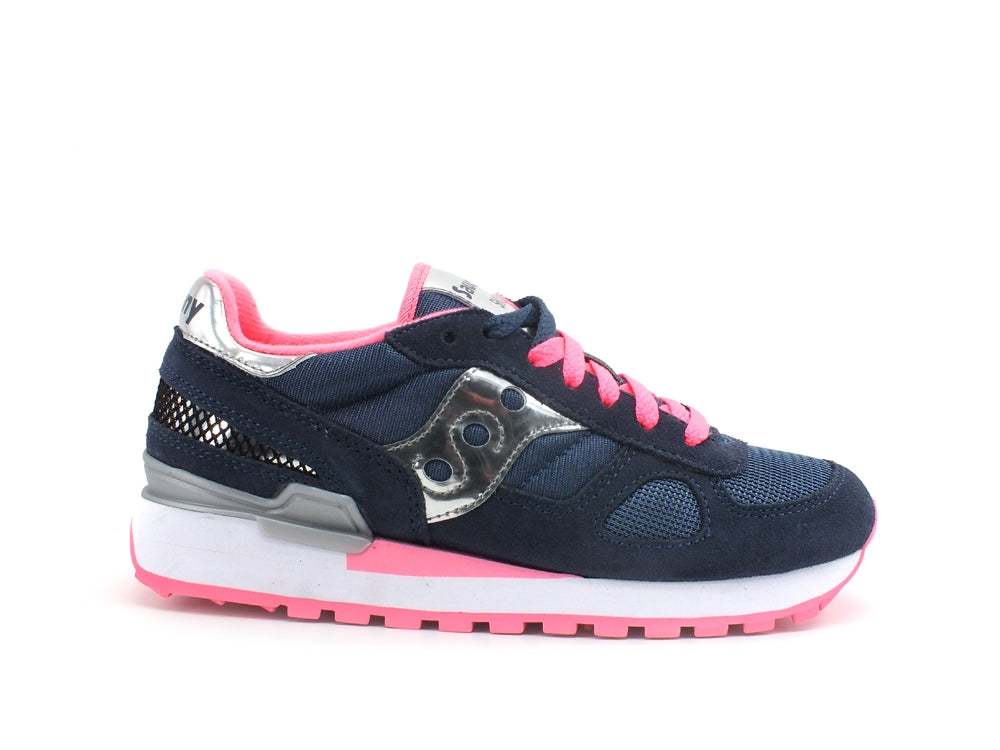 SAUCONY Shadow Original Sneaker Denim Vizipink S1108-764