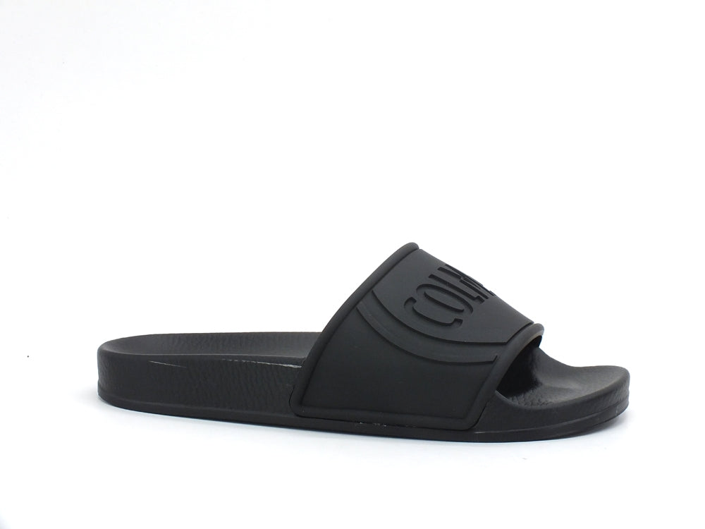 COLMAR Slipper Logo Ciabatta Donna Logo Black SLIPPERLOGO226
