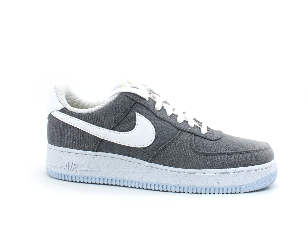 NIKE Air Force 1 '07 AF1 Sneaker Uomo Iron Grey White CN0866002