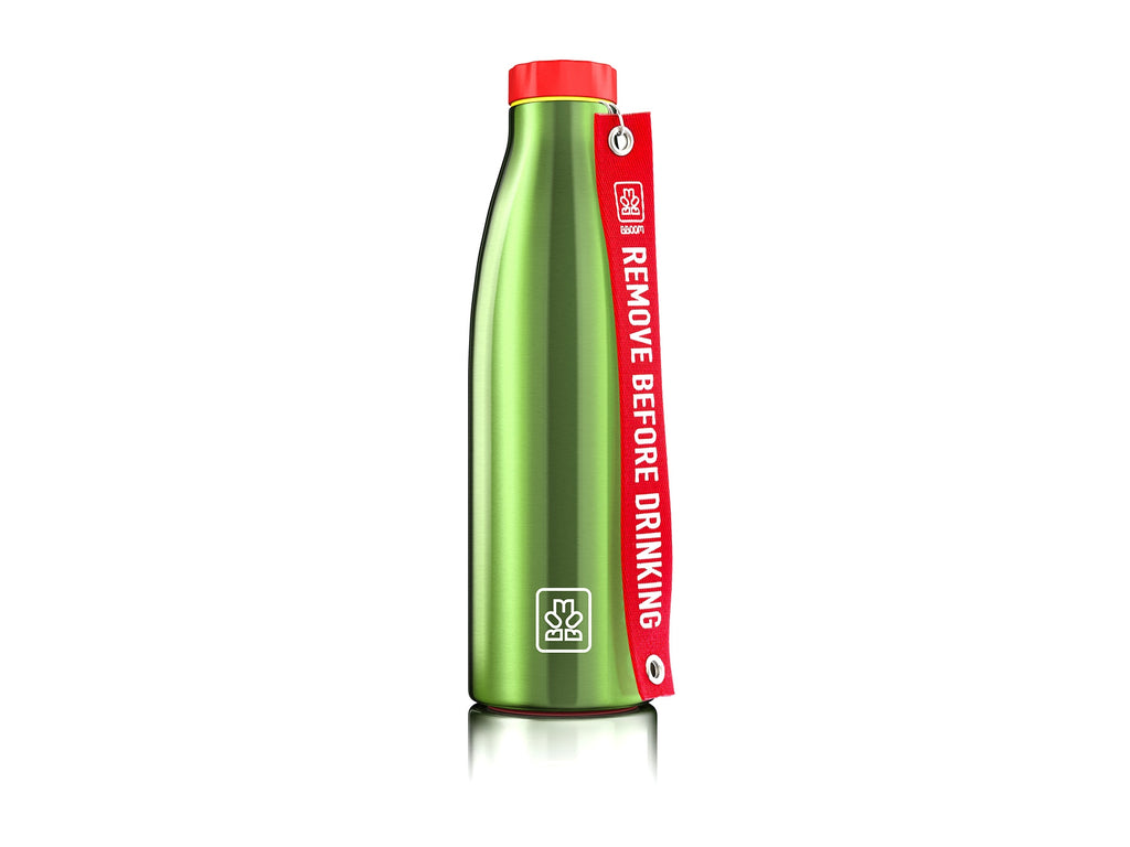 BBOOM Steel Bottle